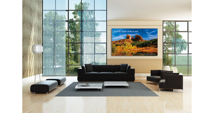 Sharp PN-V701 Video Wall