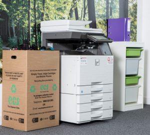 Sharp Toner Recycling