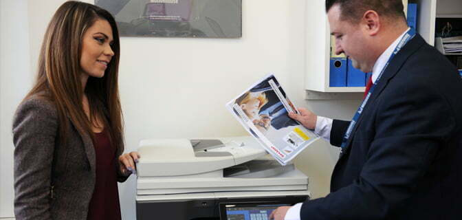 midshire colour laser multifunction printer