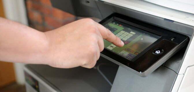 colour multifunction laser printer