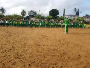 Upton Primary Tanzania